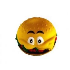 Игрушка - гамбургер резиновый Улыбка 065