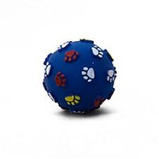 Мяч с пищалкой и лапками 9,5см/60 3285