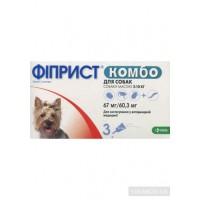 Фиприст Комбо для собак 2-10кг №3