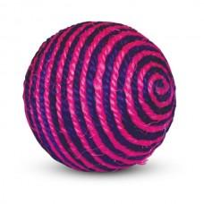 Мяч сезаль красн фиолет 2017