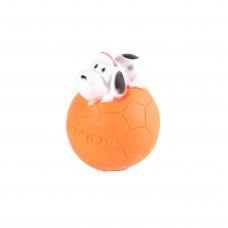 Мяч футбольный с собакой 74008