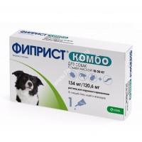 Фиприст Комбо для собак 10-20кг №3