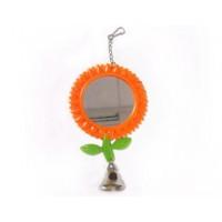 Зеркальце со звонком 8 см 6301