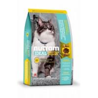 """Nutram I17 (Сухой корм класса """"ХОЛИСТИК"""" для котов, содержащихся в помещении), 20кг"""