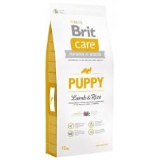 Brit Care Puppy Ягненок рис 12кг