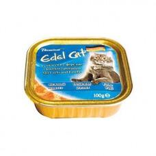 Edel Cat 100гр паштет лосось форель