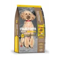 """Nutram T29 (Сухой без злаковый корм класса """"ХОЛИСТИК"""" для щенков и взрослых собак мелких пород с особыми потребностями в питании с ягненком и овощами), 2,72кг"""