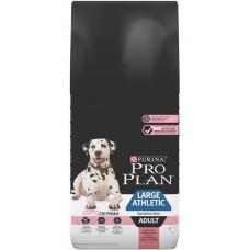 PRO PLAN OPTIDERMA (сухой корм для взрослых собак крупных пород атлетического телосложения с чувствительной кожей), 14кг