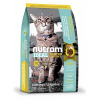 """Nutram I12 (Сухой корм для котов класса """"ХОЛИСТИК"""". Контроль веса), 1,82кг"""