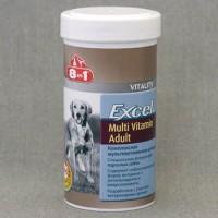 8 in1 ( 8 в 1) Excel Multi Vitamin Adult Витамины для взрослых собак 70таб