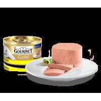 """Gourmet Gold """"Паштет с курицей"""", консервированный корм для котов, 85гр"""