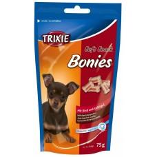 Витамины для собак Bonies Light говядина индейка 75гр