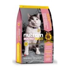 """Nutram S5 (Сухой корм класса """"ХОЛИСТИК"""" для котов для здоровья мочевыводящих путей), 6.8кг"""