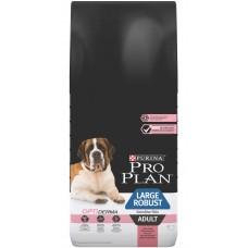 PRO PLAN OPTIDERMA (сухой корм для взрослых собак крупных пород мощного телосложения с чувствительной кожей), 14кг