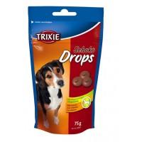 Trixie витамины для собак Drops, 75 гр., шоколад