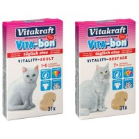 Vita-Bon 31 таб для котов