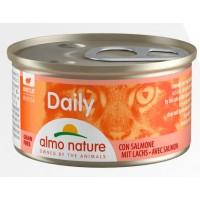 Консерва мусс Almo Nature Daily с лососем, 85г
