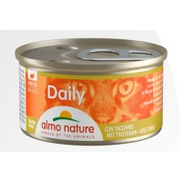 Консерва мусс Almo Nature Daily с индейкой, 85г