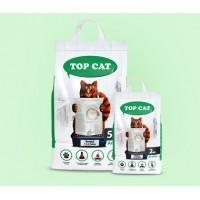 TOP CAT NORMAL 2кг (1,5 - 2,5 мм) с лав, зеленый