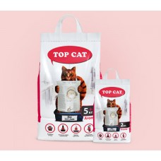 TOP CAT MINI 2кг (0,8 - 1,5 мм) с лавандой, роз
