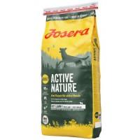 Josera Active Nature для активных собак (с ягненком)