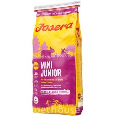 Josera MiniJunior для щенков мини пород