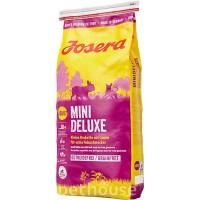 Josera Dog MiniDeluxe для собак мини пород с чувствительным пищеварением