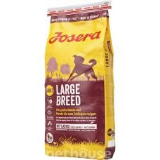 Josera Dog Large Breed для взрослых собак крупных пород, 15кг