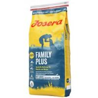 Josera FamilyPlus для беременных сук, для щенков до 8 месяцев, 15кг