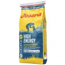 Josera High Energy для активных собак, беременных сук, 15кг