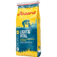 Сухой корм Josera Dog Light & Vital контроль веса