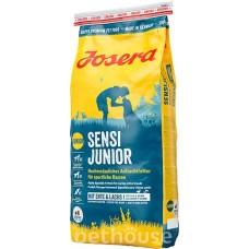 Josera SensiJunior для щенков и взрослых собак с чувствительным пищеварением