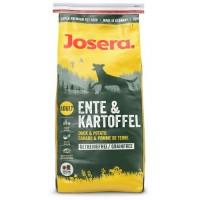 Сухой беззерновой корм Josera Ente&Kartoffel