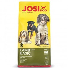 Josera JosiDog Lamb Basic для собак всх пород, 18кг