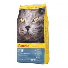 Josera Cat Leger для стерилизованных котов, контроль веса