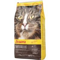 Josera Cat Naturelle для кастрированных малоактивных  котов