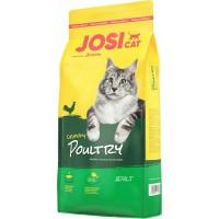 Josera JosiCat Crunchy Poultry для пожилых кошек