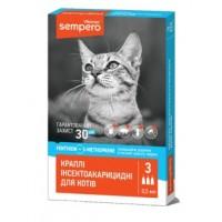 "Vitomax Капли противопаразитарные ""Sempero"" для котов 0,5 мл"