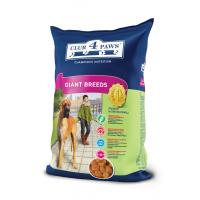 CLUB 4 PAWS сухой корм для взрослых собак гигантских пород 12 кг