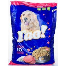 Гав для собак телятина рис  10кг