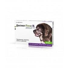 Дехинель плюс XL №12  для собак