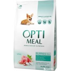 Optimeal сухой корм для щенков всех пород с индейкой, 12кг