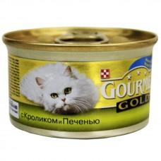 Гурмет Голд k 85г кроль/печень