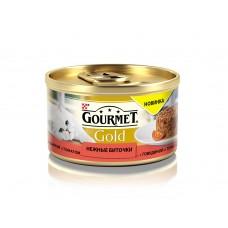 Гурмет Голд  биточки говядина томат