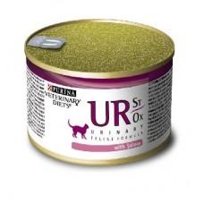 Purina UR. Ветеринарная диета при мочекаменной болезни 195гр