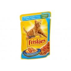 Фрискис k 100г лос/тун./подлива