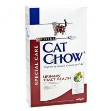 Cat Chow Urinary Tract Health (сухой кошачий корм для здоровья мочевыводящих путей), 400гр