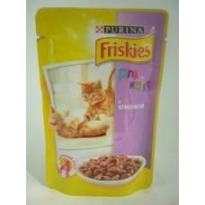 Фрискис k 100г Котята с ягн.