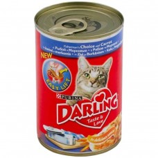 Дарлинг консерва рыба морковка 0,4