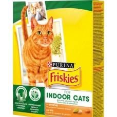 Фрискис 270гр  короб Домашний кот